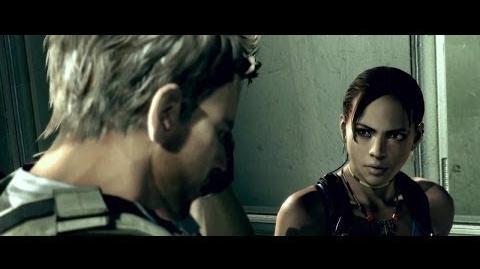"Resident Evil 5 - Cutscenes 38 ""Monitored Communications"""