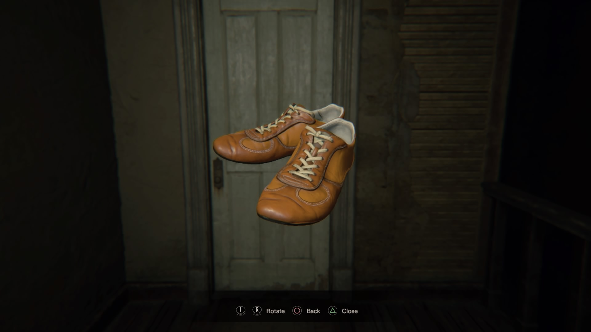 Resident Evil  No Running Shoes