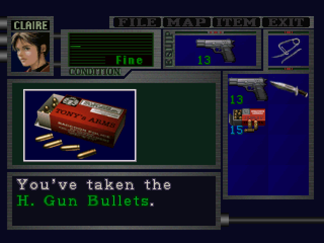 File:RE2 H Gun Bullets pickup 02.png