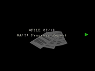 Re264 EX Progress Report