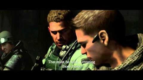 Resident Evil 6 all cutscenes - Enter Ada Wong