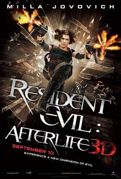 Resident Evil Afterlife image