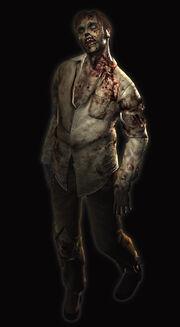 REmake artwork - Zombie