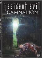 Resident Evil Damnation cover - concept
