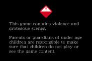 Degeneration game - content warning