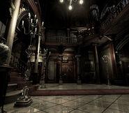 REmake background - Entrance hall - r106 00121