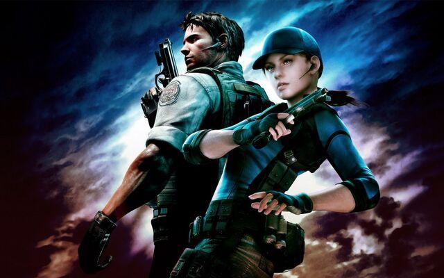 File:Resident Evil 5 Gold Edition - Jill and Chris wallpaper 1.jpg