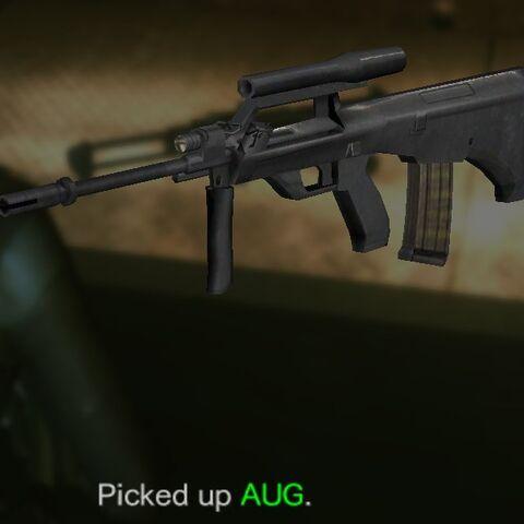 aug machine gun