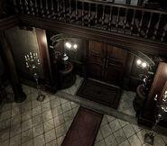 REmake background - Entrance hall - r106 00015