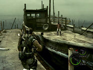 The port in RE5 by Danskyl7 (3)