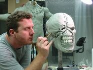 Me sculpting nemesis