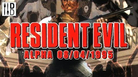 "Let's Try- ""Resident Evil"" (August 4th, 1995 Alpha)"