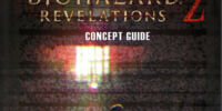 BIOHAZARD Revelations 2 Concept Guide