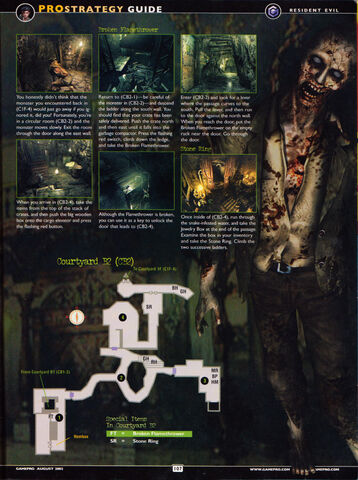 File:Resident Evil remake - GamePro - Issue 167 August 2002 - Jill guide Part 2 Page 107.jpg