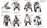 BH4-Concept-Parasite Humans-Various