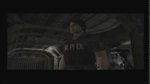 A Glimpse of Main Street (Resident Evil Outbreak cutscene)