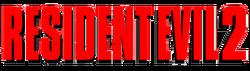Resident Evil 2 logo eu