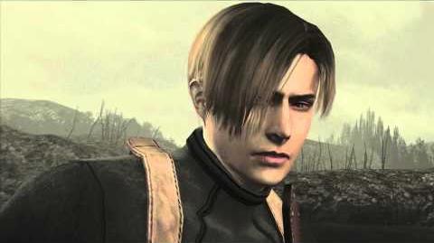 Resident Evil 4 all cutscenes - Chapter 1-3 Scene 3