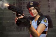 Julia Voth as Jill Valentine 1