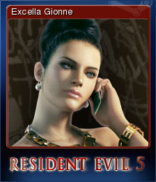 File:Steam Card - Excella Gionne (RE5).png