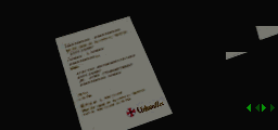 File:BIOHAZARD January 96 demo - ITEM M2 - FILEI07.png