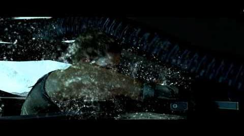 Resident Evil 6 all cutscenes - Destruction of the Underwater Facility