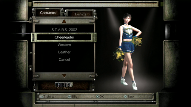 File:RE0HD Costumes Rebecca Cheerleader.png