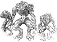 Hunter Beta Concept Art