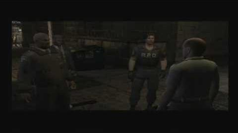 Resident Evil Outbreak cutscenes - 20-3 - Outbreak - Meeting with Dorian (Jim)