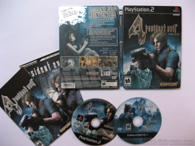 File:Ps2 resident evil 4 premium edition ntsc steelbook content2.jpg