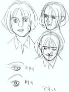 BH2-Anette Birkin Sketch