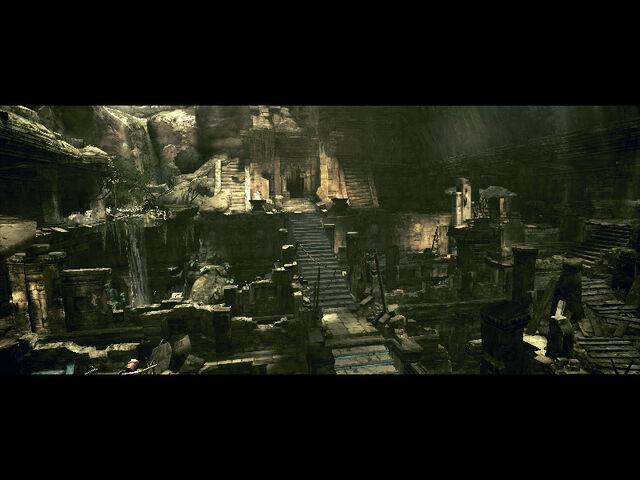 File:Labyrinth in-game (Danskyl7 RE5).jpg