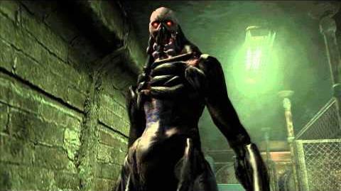 Resident Evil 4 all cutscenes - Chapter 4-1 scene 5