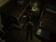 RE2 Watchman's diary location