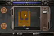 RE4 mobile edition - Rescue Ashley map