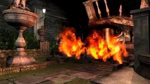 Resident Evil 3 Nemesis cutscenes - Nemesis defeated (alternate)