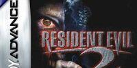 Resident Evil 2 (GBA)