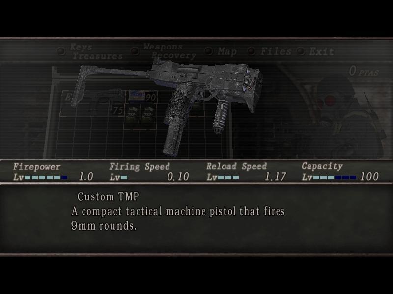 Custom Tmp Resident Evil Wiki Fandom Powered By Wikia