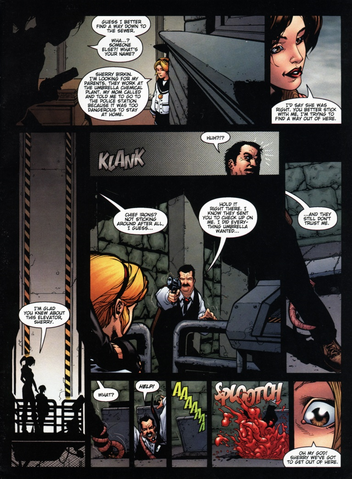 File:Resident Evil Vol 1 Issue 2 - Brian killed.png
