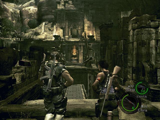 File:Labyrinth in-game (Danskyl7 RE5) (1).jpg