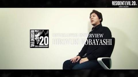 Resident Evil 20th Anniversary Interview – Hiroyuki Kobayashi