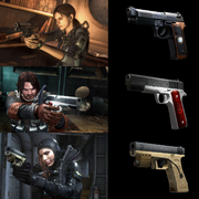 New weapons dlc