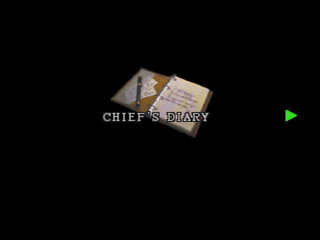 File:RE2 Chief's diary 01.png