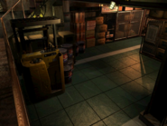 Resident Evil 3 background - Uptown - warehouse f - R1010C