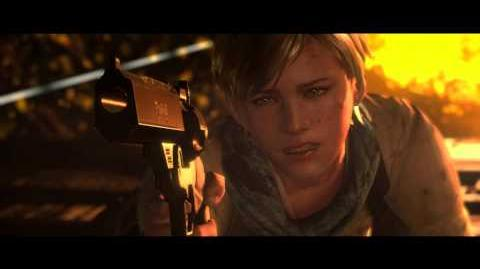 Resident Evil 6 all cutscenes - The Bullet of Destiny