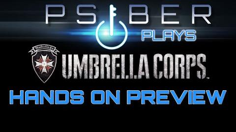 Umbrella Corps. Hands On Preview Gameplay