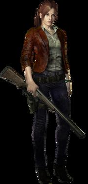 Resident Evil Revelations 2 - Claire Redfield render
