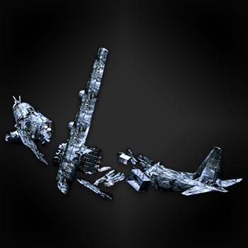 File:Airplane Wreckage Diorama Figure.jpg