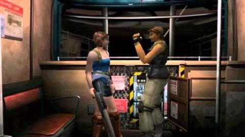 Resident Evil 3 Nemesis cutscenes - Ready to go