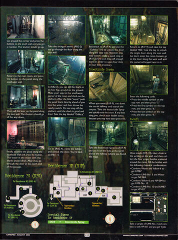 File:Resident Evil remake - GamePro - Issue 167 August 2002 - Jill guide Part 2 Page 101.jpg